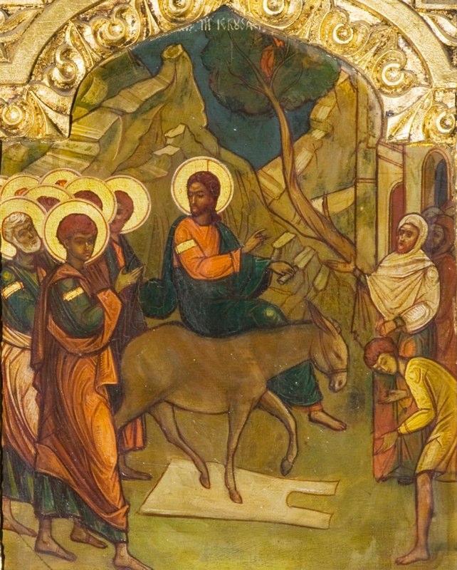 Pictură Corneliu Baba  - Catapeteasma